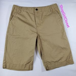 Tucker + Tate Khaki Shorts Boys size 18